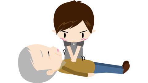 介護施設で心肺停止が起きたら-看護師は絶対マスター! 介護職はスキルアップ!