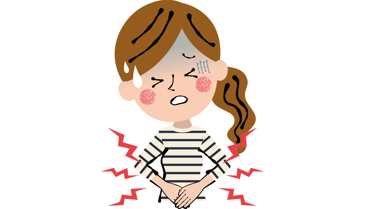 ストレスが脳と腸に与える影響